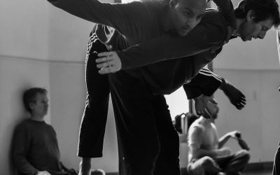 Contact Improvisation Practice: Defining the Indescribable through Active Relationship (advanced level)