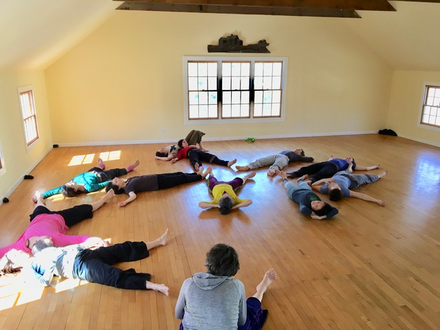 Our Moving Bodies: Advanced CI Lab Weekend for Women